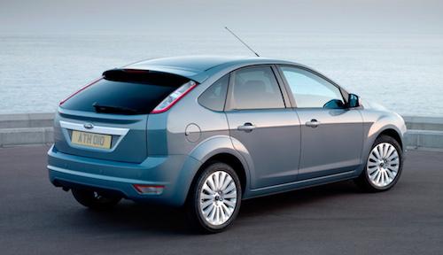 Самым закладываемым автомобилем в Российской Федерации стал Форд Focus