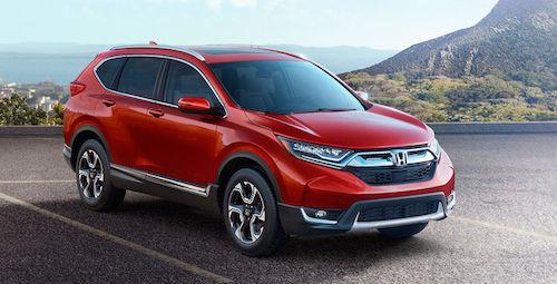 Хонда анонсирует цены на 2,0-литровую версию CR-V