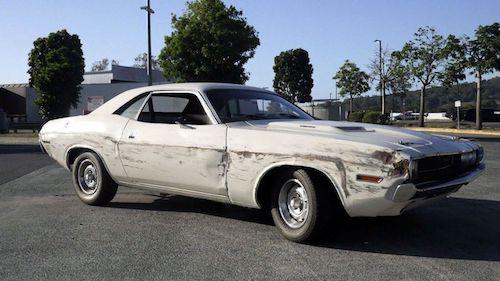 Avtomobil Iz Dokazatelstva Smerti Tarantino Vystavili Na Ebay Daily Motor Ru
