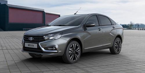 Волжский автомобильный завод начал продажи Лада Vesta Exclusive