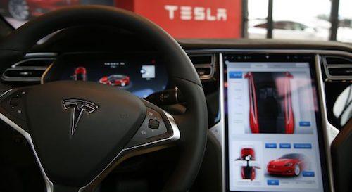 Tesla Autopilot 1