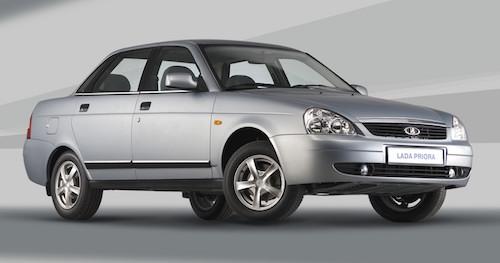 «АвтоВАЗ» понизит стоимость седана Лада Priora
