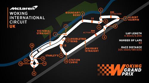 McLaren пытается шутить: Формуле-1 предложили провести Гран При Уокинга