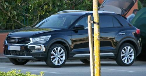 Volkswagen представит 23 августа новый кроссовер T-Roc