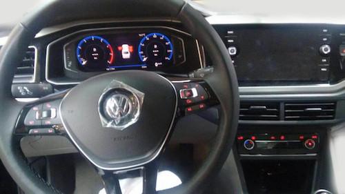 Первые фотографии нового седана VW Polo восхитили фанатов компании