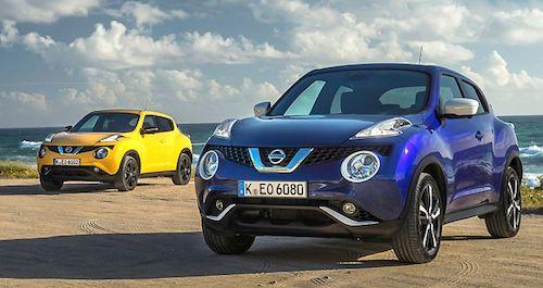 Первые Nissan Juke доехали до российских покупателей