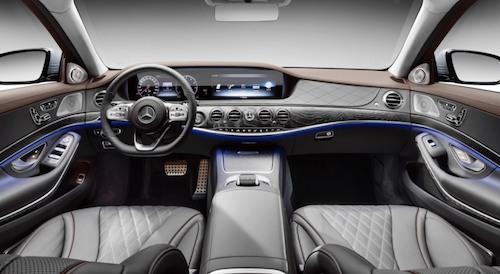 Беспилотные автомобили 5-ого уровня от Мерседес-Бенс будут стоить «десятки тыс. долларов»