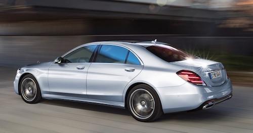 Benz приостанавливает выпуск модели B-Class Electric Drive