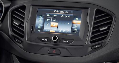 Наавтомобилях LADA появится новая мультимедийная система