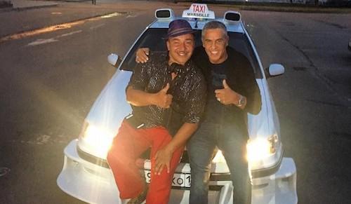 ВРостове реализуют копию такси Сами Насери за 1000 000 рублей