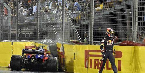 В Toro Rosso подтвердили отстранение Квята, но оставили его в системе Red Bull