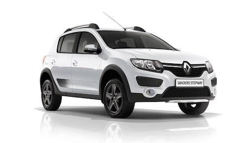 На рынок Российской Федерации выходит обновленная версия Sandero Stepway. Известны цены