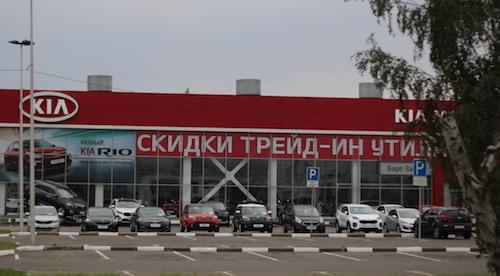 Расходы наавтомобили класса SUV превысили 628 млрд руб.