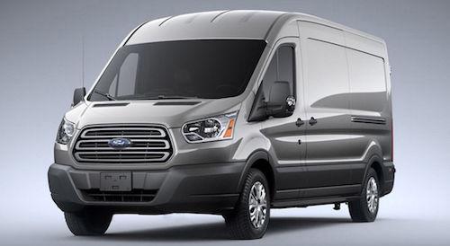 «Почта России» получила первую партию авто Форд Transit