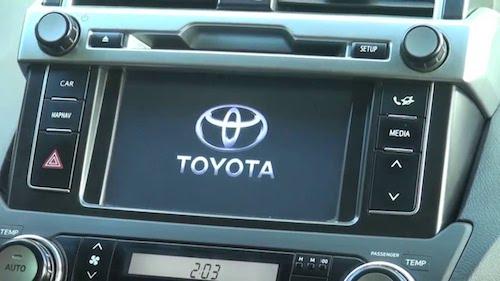 Яндекс.Авто интегрировали вавтомобили Тойота