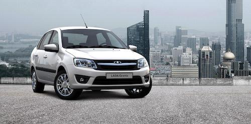 Стали известны самые дешевые автомобили в России