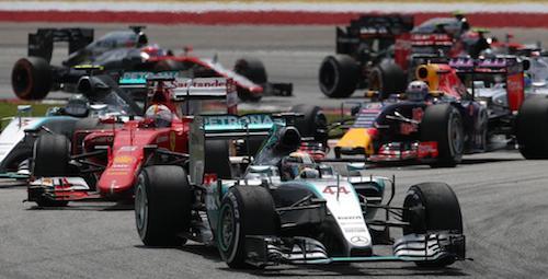 Формула-1. Стартовая решетка Гран При Малайзии 2017 года