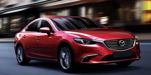 Обновленная Mazda 6 2018 выйдет в продажу в конце октября