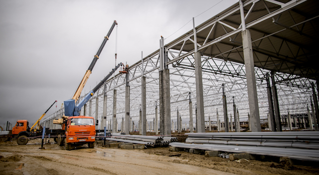 Компания Haval поведала оходе возведения завода вТульской области