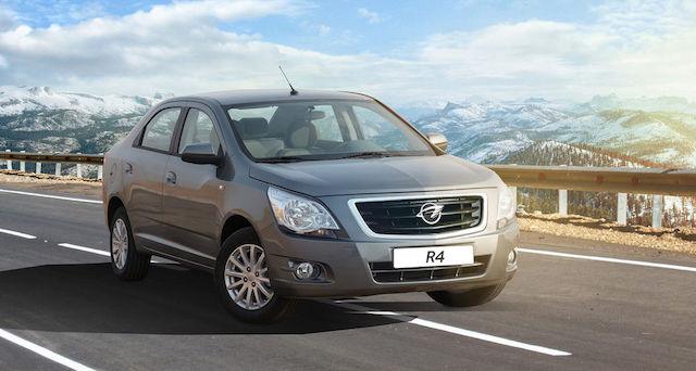 В Российской Федерации появится две новых модели авто бренда Ravon
