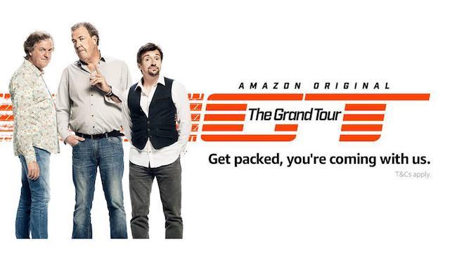 Опубликованы первые кадры второго сезона шоу The Grand Tour