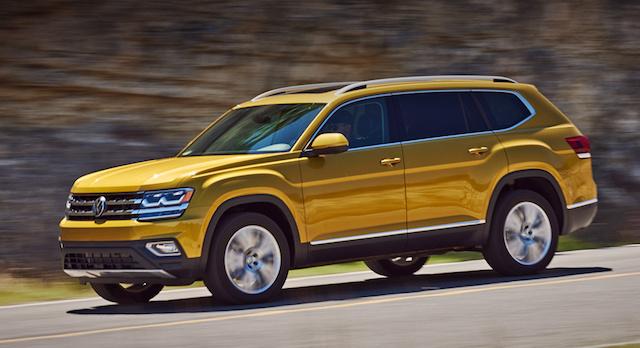 В Volkswagen рассказали, когда в РФ приедет большой внедорожник Teramont