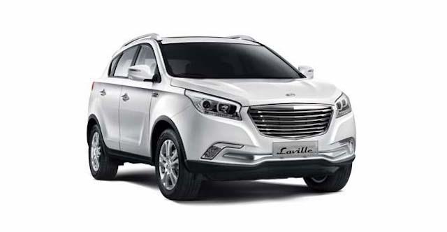 В Российской Федерации будут торговать копию модели Хюндай ix35
