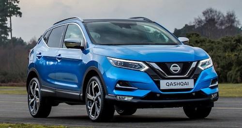 Nissan Qashqai – самый популярный кроссовер в Европе