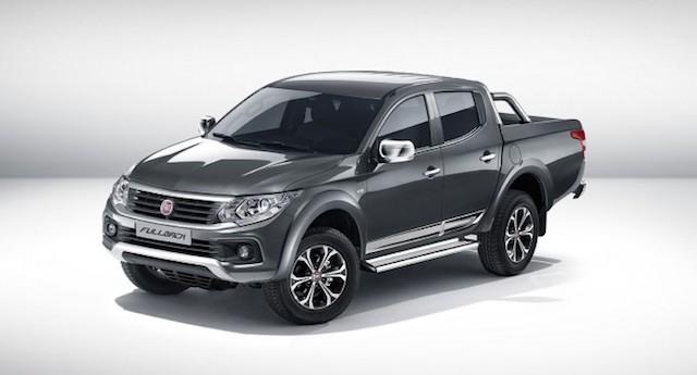 Начались продажи новоиспеченной топовой версии Фиат Fullback