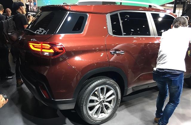 Объявлена дата начала продаж нового Hyundai ix35 2018