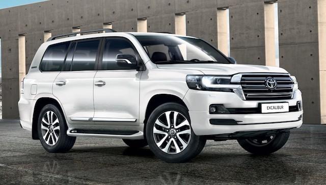 Тойота  представила новейшую  сборку  Land Cruiser 200 для РФ