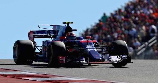 В Toro Rosso подтвердили состав на Гран При Мексики без Квята
