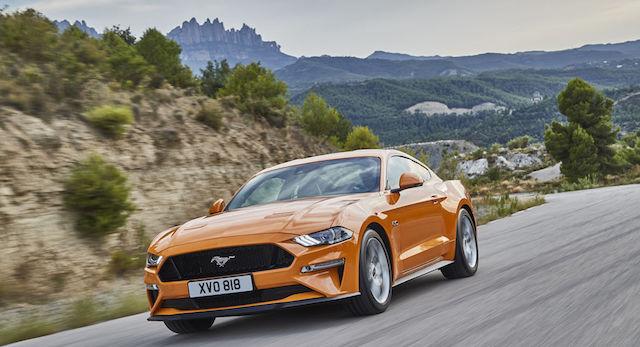 Новый Ford Mustang стал лучше управляться засчет скотча