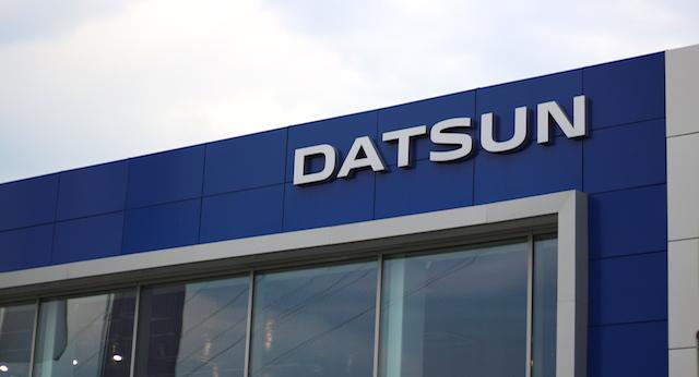 Продажи автомобилей Datsun в России выросли на 69%