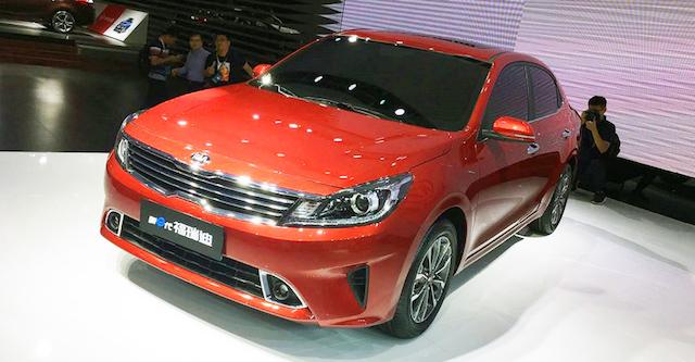 Объявлена дата начала продаж нового Kia Forte