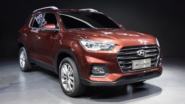 Это вам не Tucson: рассекречен интерьер нового Hyundai ix35