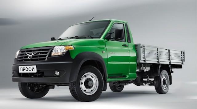 УАЗ выпустил спецавтомобили набазе «Профи» для транспортировки заключенных