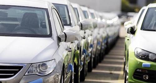 Названы самые продаваемые автомобили на европейском авторынке