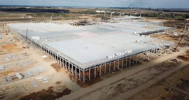 ВHaval расскаазали оходе возведения завода вТульской области