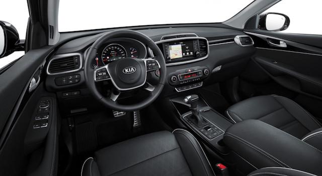 Kia готовит к выходу в Россию новой Sorento Prime