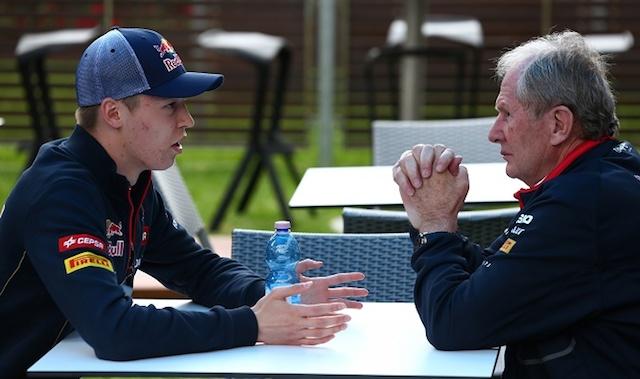 Хельмут Марко: Квят не вернется в Формулу 1