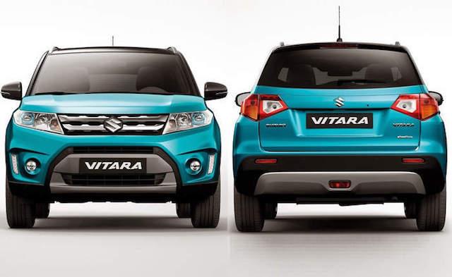 В октябре Suzuki Vitara и SX4 доступны в России со скидками