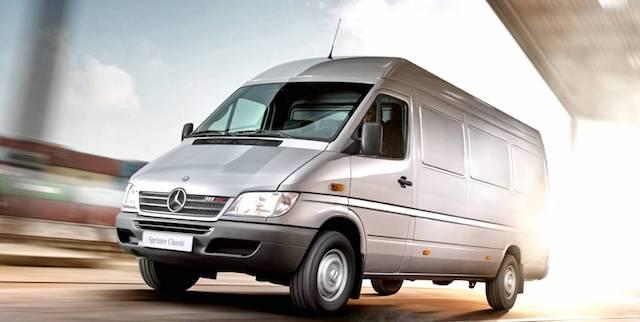 Mercedes отозвал вРФ 15 тыс. микроавтобусов из-за трудностей сэлектрикой