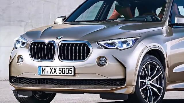 Обновленный BMW X5 2018 получит новые двигатели