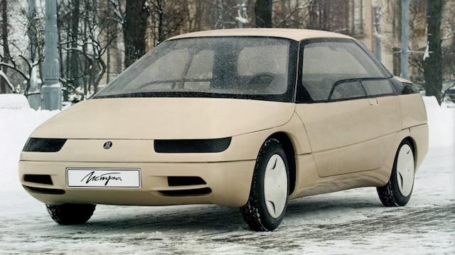 Специалисты составили ТОП наилучших советских концепт-каров