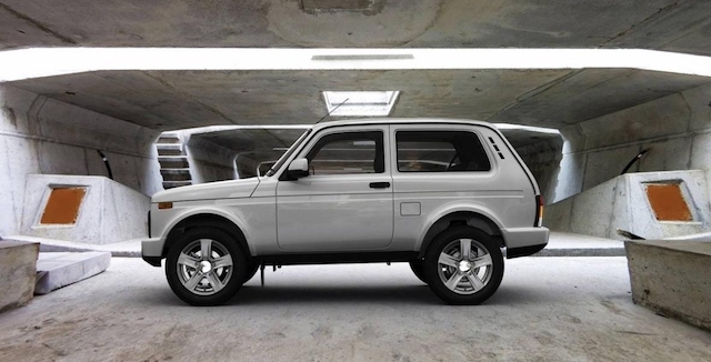 """Стало известно, когда Lada 4x4 превратится в новый кроссовер """"Нива-3"""""""
