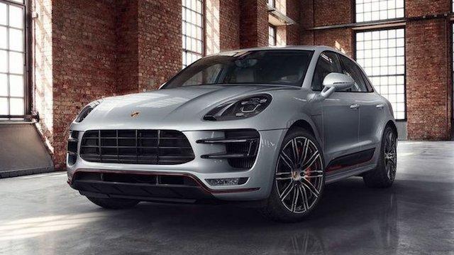 Porsche представила самую дорогую версию кроссовера