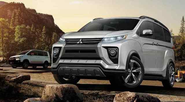 Выход нового Mitsubishi Delica отложили на 2 года
