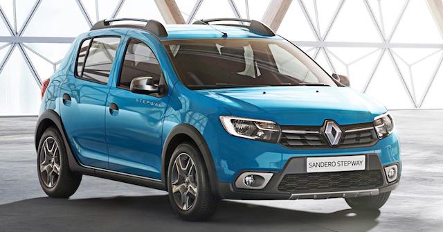 Новый Renault Sandero появится нарынке в 2019 году