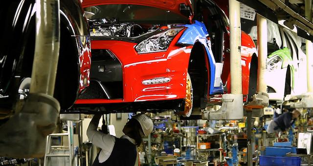 Два завода компании Ниссан вЯпонии обыскали из-за плохой проверки безопасности авто